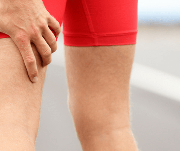 Muscle strain/pull
