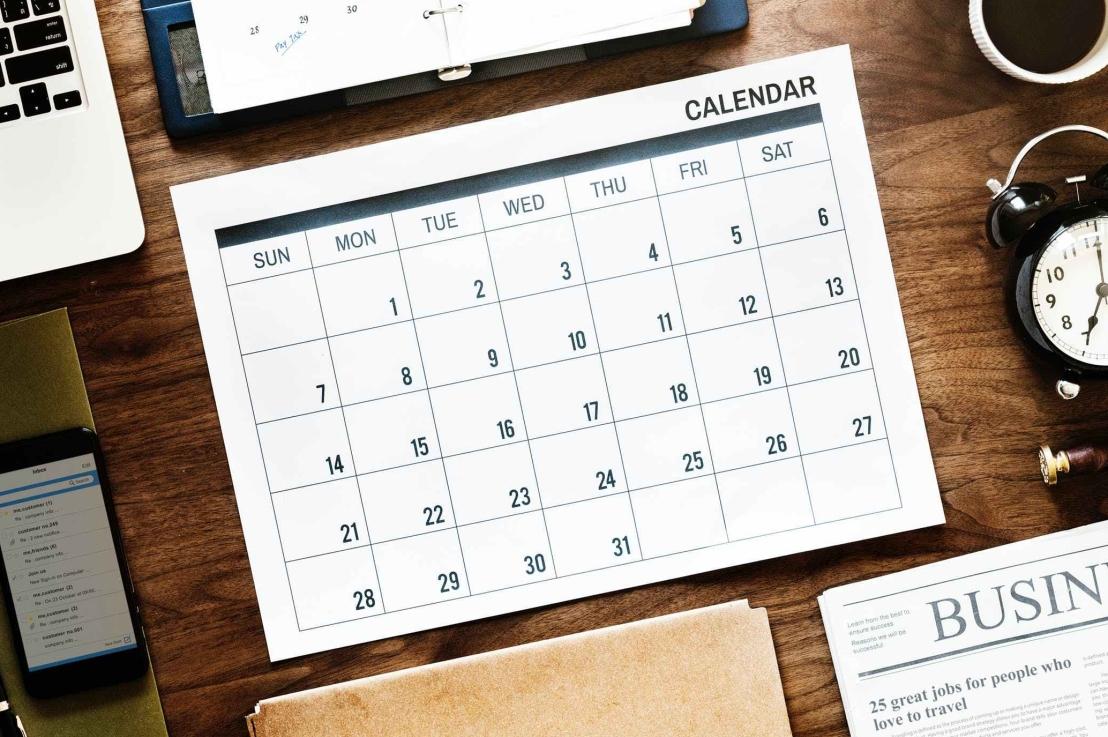 Ordinal Numbers, Days &Dates