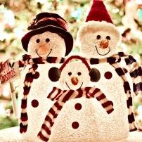 Snowman (pl - snowmen)