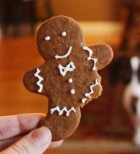 Gingerbread (man)