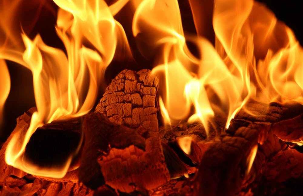Fire Idioms &Collocations